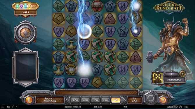 Spilleautomat Viking Runecraft (LeoVegas)